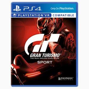 بازی Gran Turismo Sport مخصوص PS4