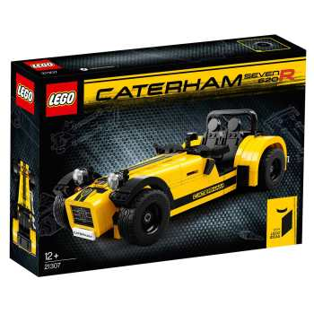 لگو سری Ideas مدل Caterham Seven 21307