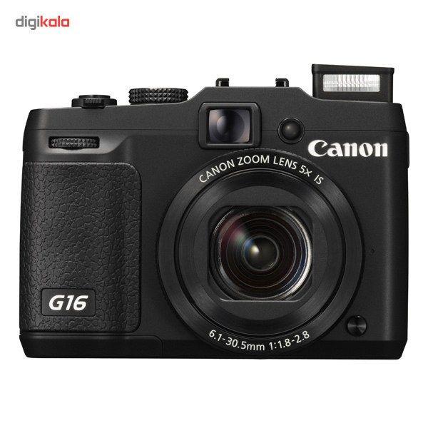 دوربین دیجیتال کانن پاورشات G16