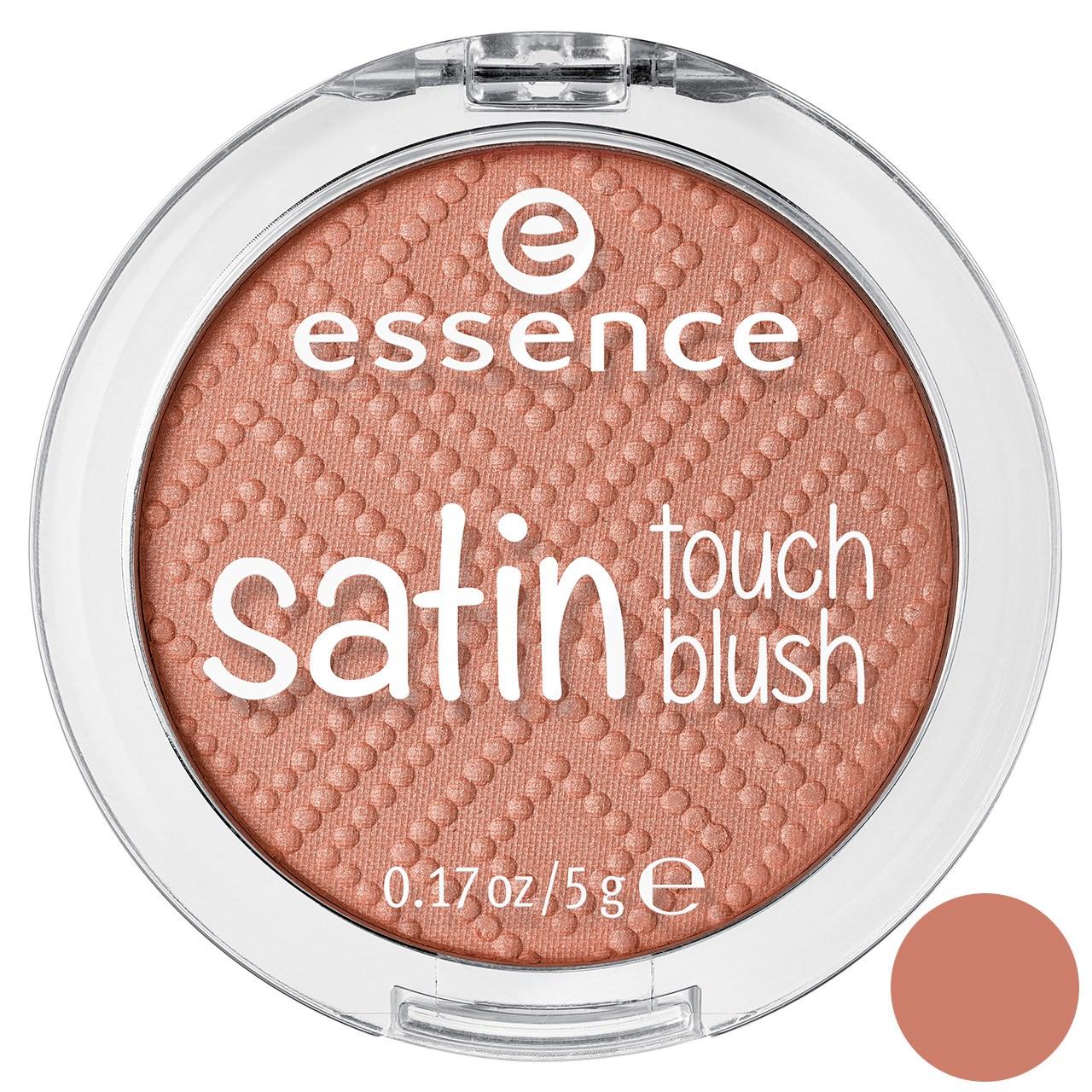 قیمت رژ گونه اسنس سری Satin Touch مدل Satin Bronze شماره 30