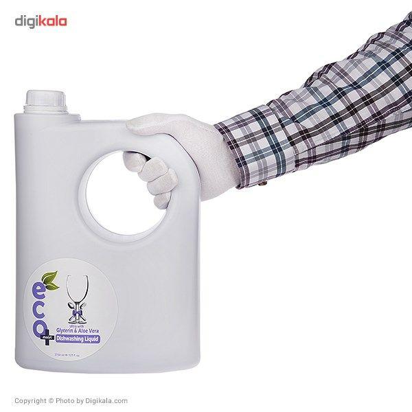 مایع ظرفشویی ایکو مویست مدل Purple حجم 3750 میلی لیتر main 1 3