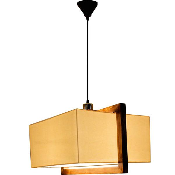چراغ آویز مسینا مدل V2