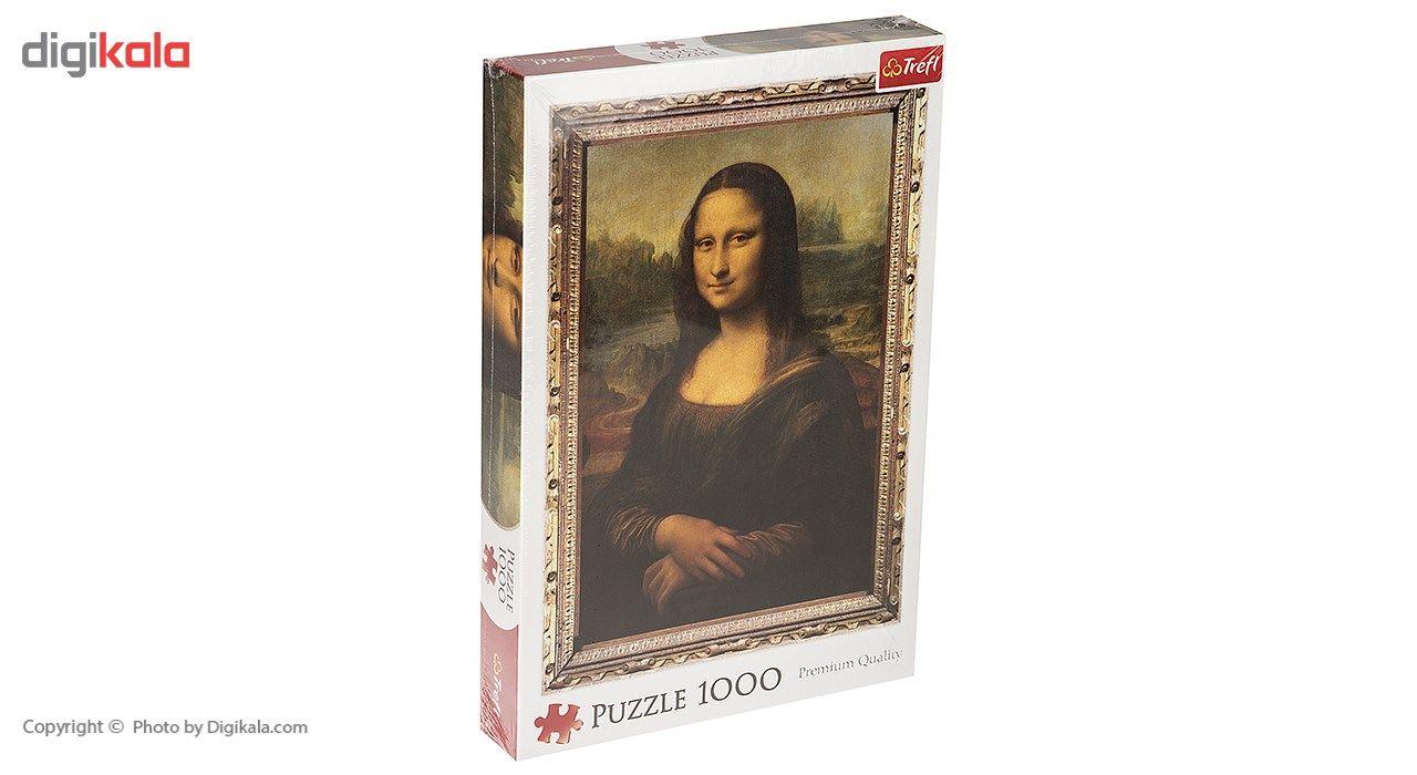 پازل 1000 تکه تریفل مدلMona Lisa