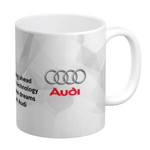 ماگ لومانا مدل Audi  کد L1171