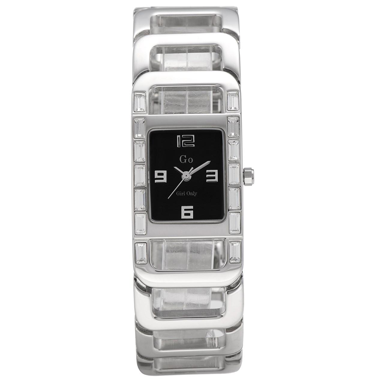 خرید ساعت مچی عقربه ای زنانه جی او مدل 694084