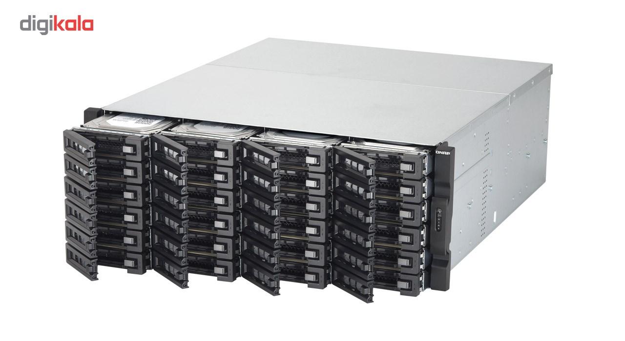 ذخیره ساز تحت شبکه کیونپ مدل TS-EC2480U-E3-4GE-R2