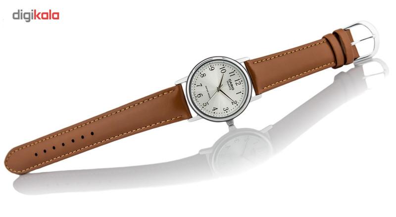 ساعت مچی عقربه ای زنانه کاسیو مدل LTP-1095E-7BDF