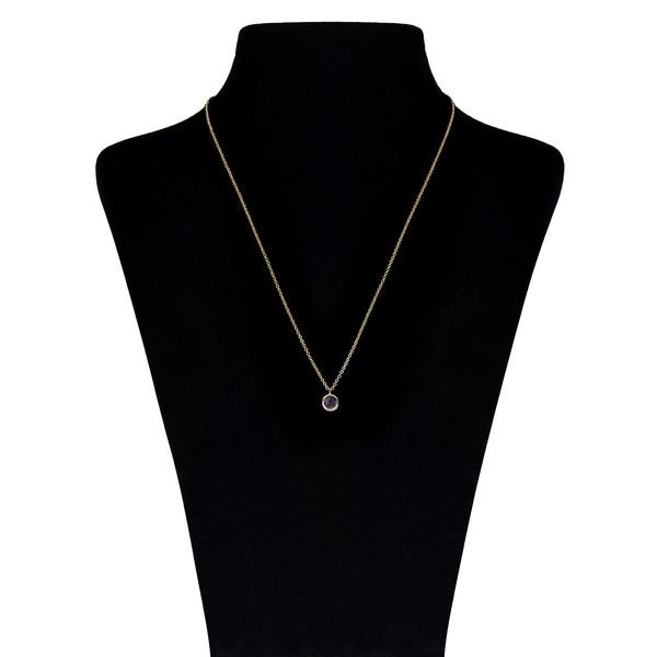 گردنبند طلا 18 عیار ماهک مدل MM0403 - مایا ماهک