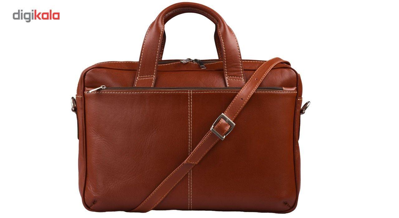کیف اداری چرم طبیعی کهن چرم مدل L79-1 main 1 1