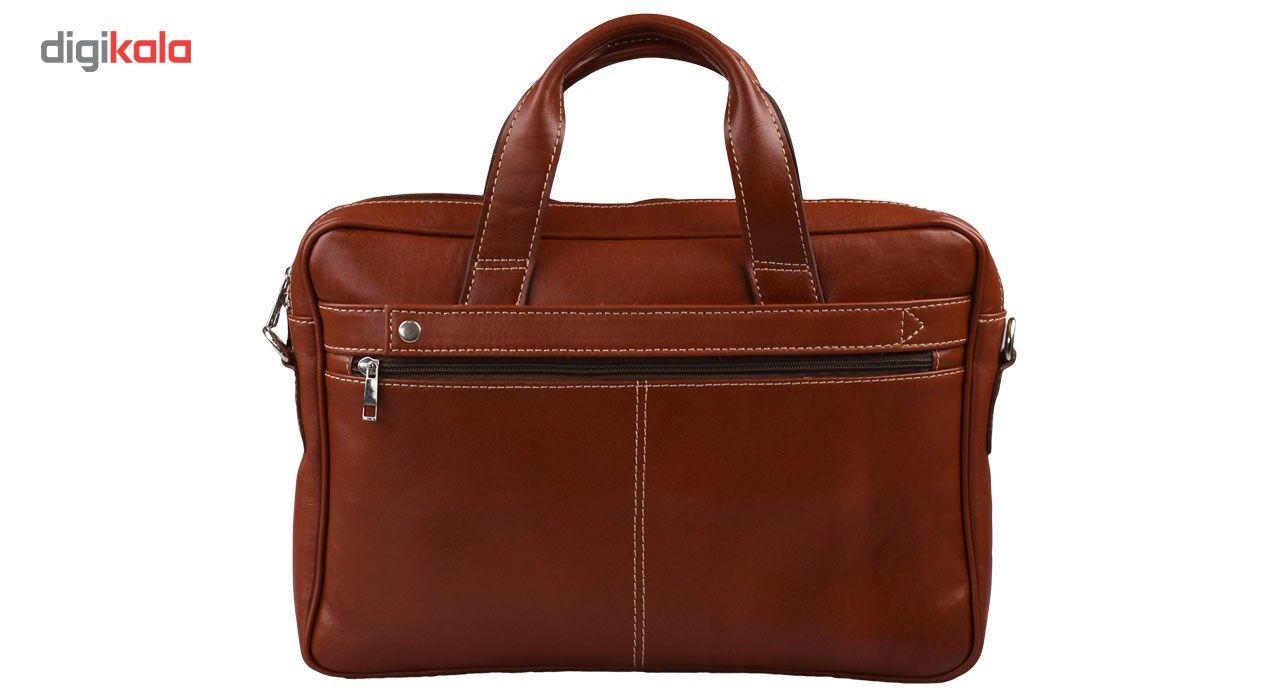 کیف اداری چرم طبیعی کهن چرم مدل L79-1 main 1 2