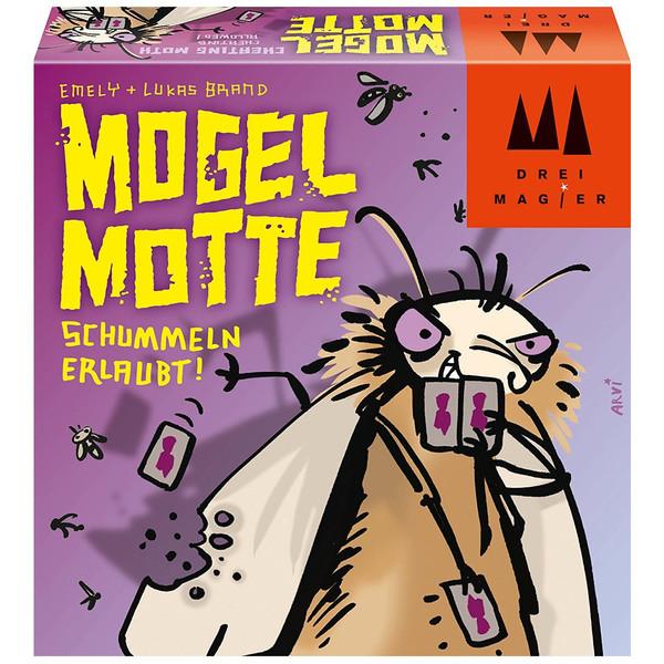 بازی کارتی دری مجیر مدل Mogel Motte