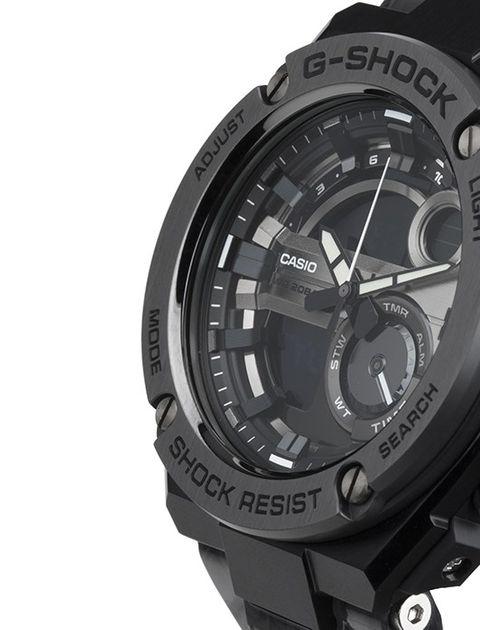 ساعت مچی عقربه ای مردانه کاسیو جی شاک مدل GST-210M-1ADR -  - 2