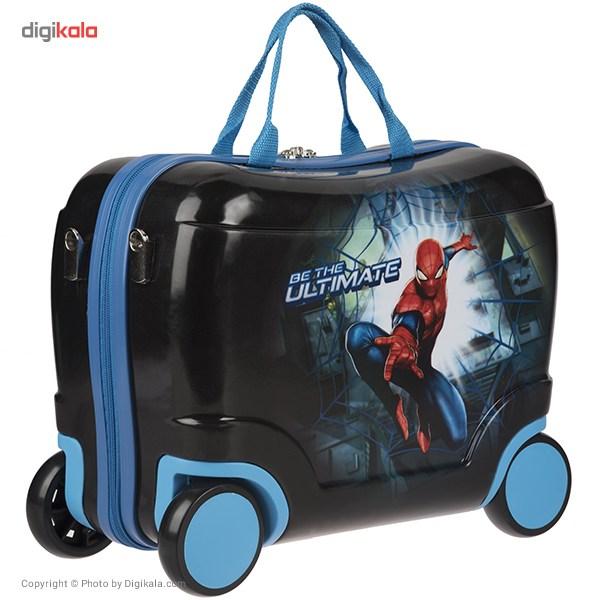 چمدان کودک مدل Spiderman