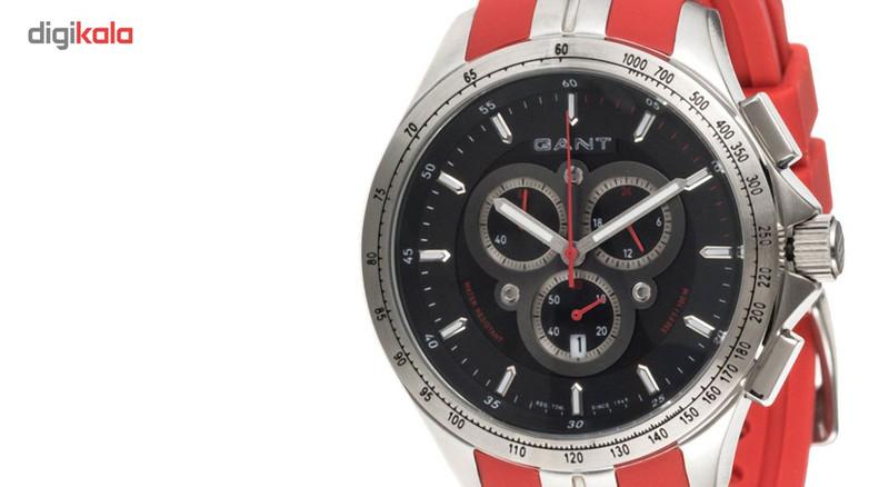 ساعت مچی عقربه ای مردانه گنت مدل GW10853