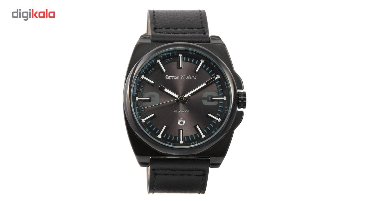 خرید ساعت مچی عقربه ای مردانه اوشن مارین مدل OM-8010-1