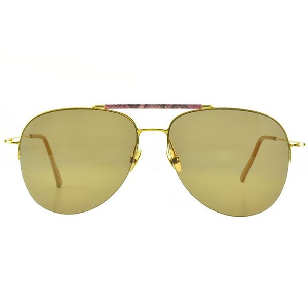 عینک آفتابی Nik03 سری Gold مدل Nk1106 Rgp24kt