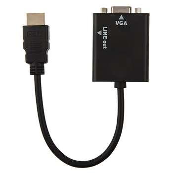 مبدل HDMI به VGA مدل HD-Conversion