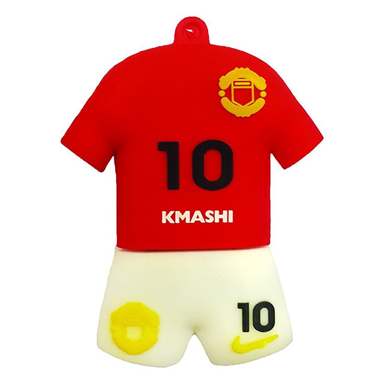 فلش مموری کیماشی مدل Man Utd ظرفیت 16 گیگابایت
