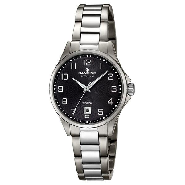 ساعت مچی عقربه ای زنانه کاندینو مدل C4608/4