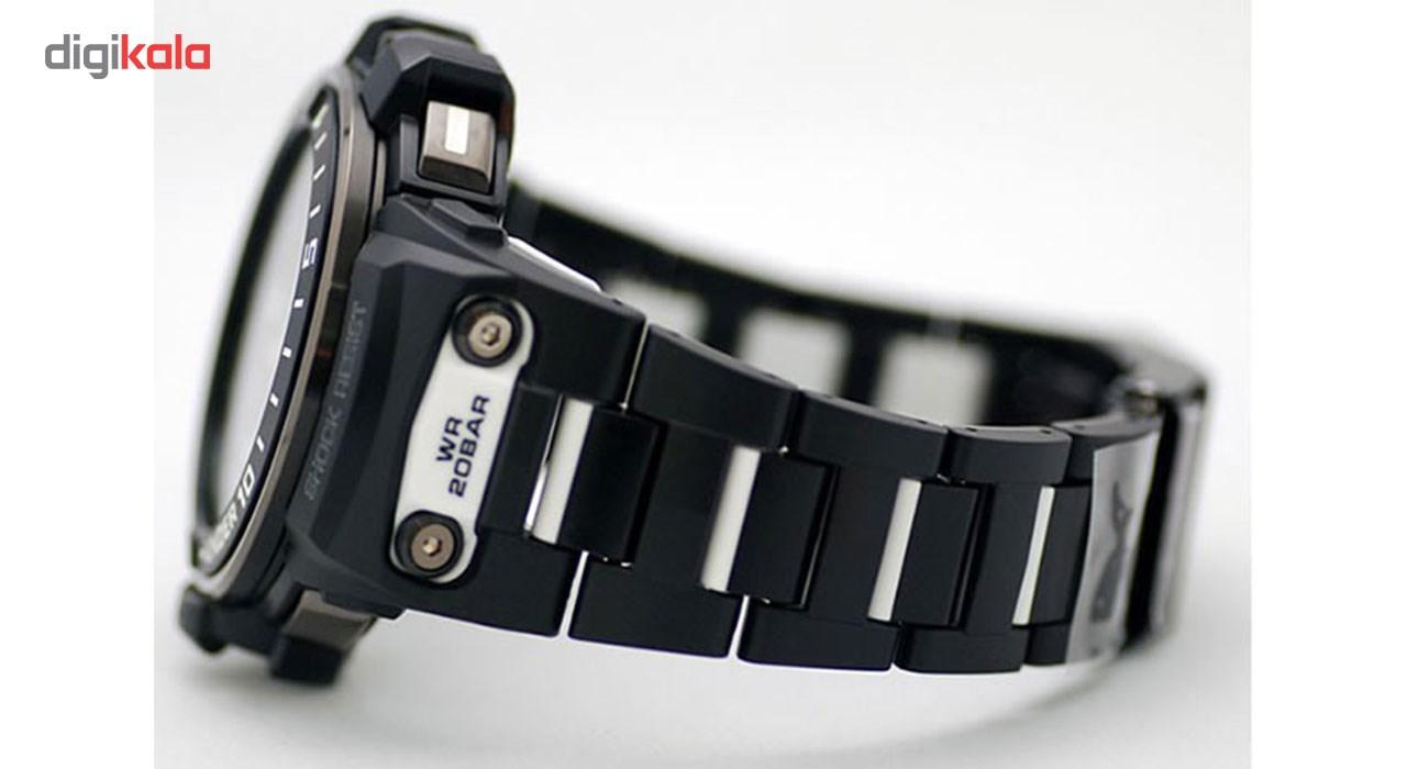 خرید ساعت مچی عقربه ای مردانه کاسیو مدل GWN-Q1000MC-1ADR | ساعت مچی