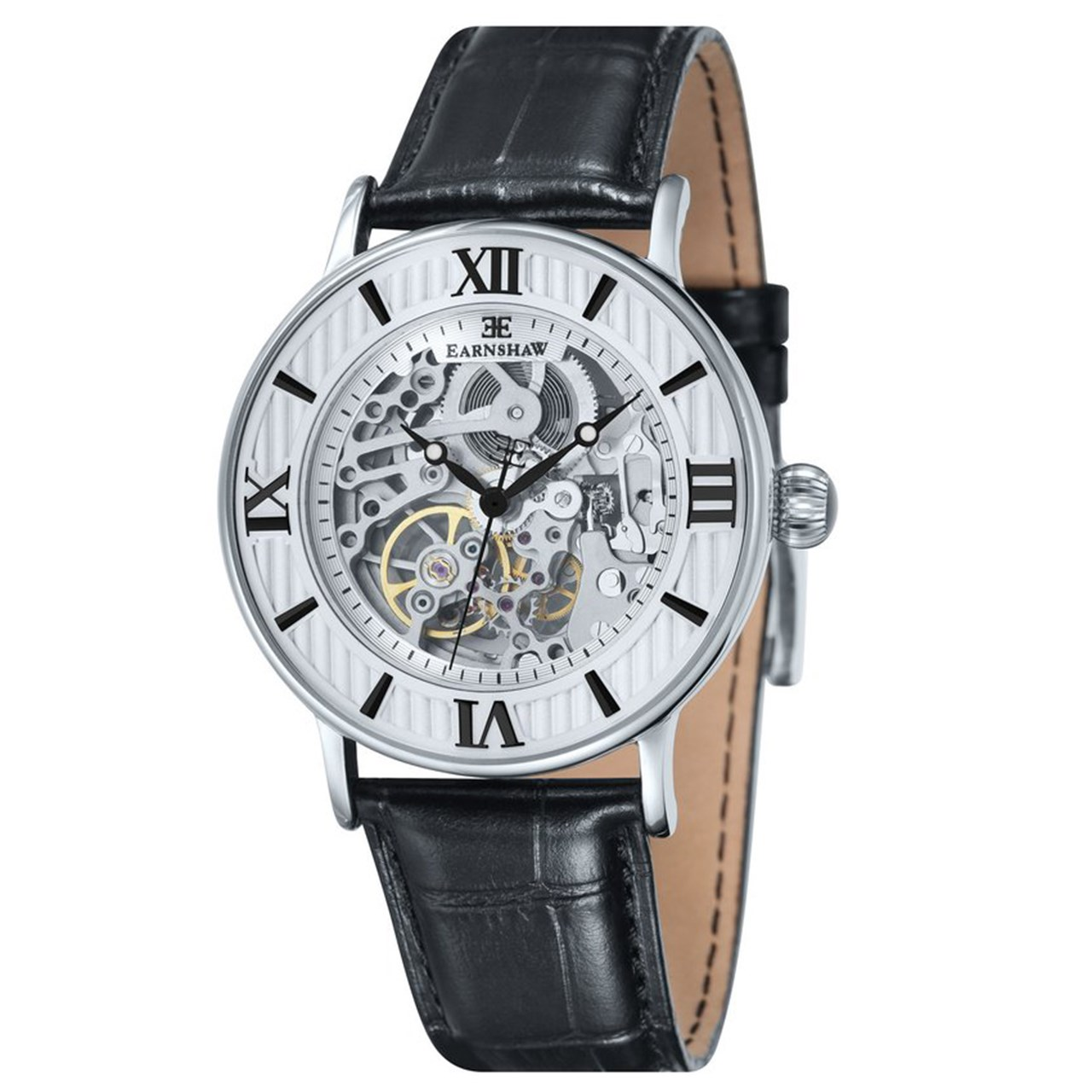 ساعت مچی عقربه ای مردانه ارنشا مدل ES-8038-02 30