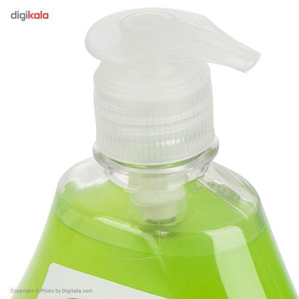 مایع دستشویی گلیسیرینه ایکو مویست مدل Green حجم 525 میلی لیتر main 1 2
