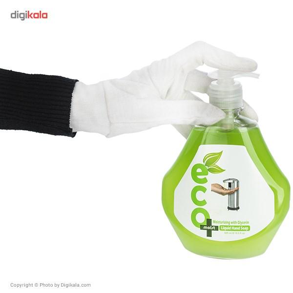 مایع دستشویی گلیسیرینه ایکو مویست مدل Green حجم 525 میلی لیتر main 1 3