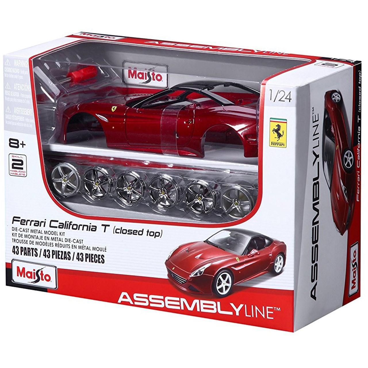 ساختنی مایستو مدل Ferrari California T