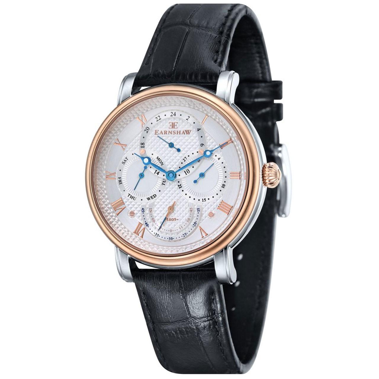 ساعت مچی عقربه ای مردانه ارنشا مدل ES-8048-04 39