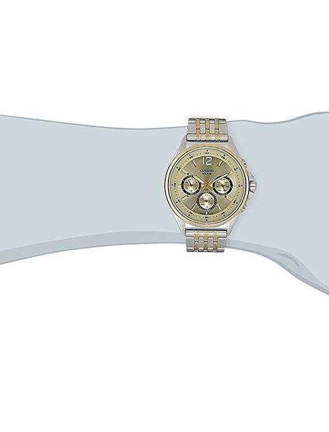 ساعت مچی عقربه ای مردانه کاسیو مدل  MTP-E303SG-9AVDF -  - 2
