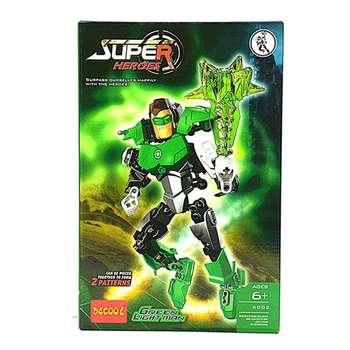ساختنی  مدل Green Lightman 6002