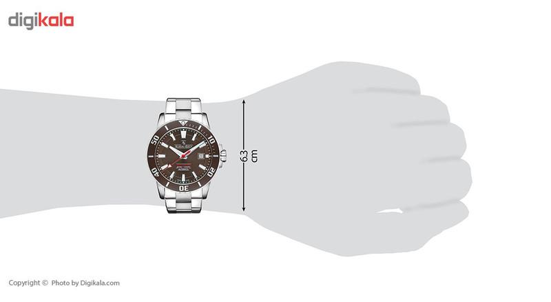 ساعت مچی عقربه ای مردانه آلبرت ریله مدل 232GA04-SS88I-SS