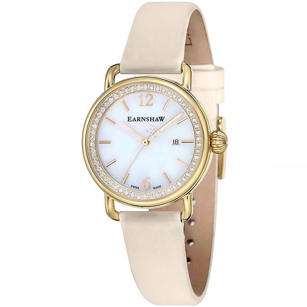 ساعت مچی عقربه ای زنانه ارنشا مدل ES-0022-06 8