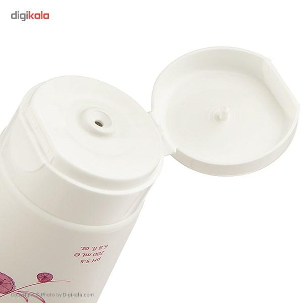 ژل شست و شوی صورت یونی لد سری Herbal Skin مدل Oily Skin حجم 200 میلی لیتر