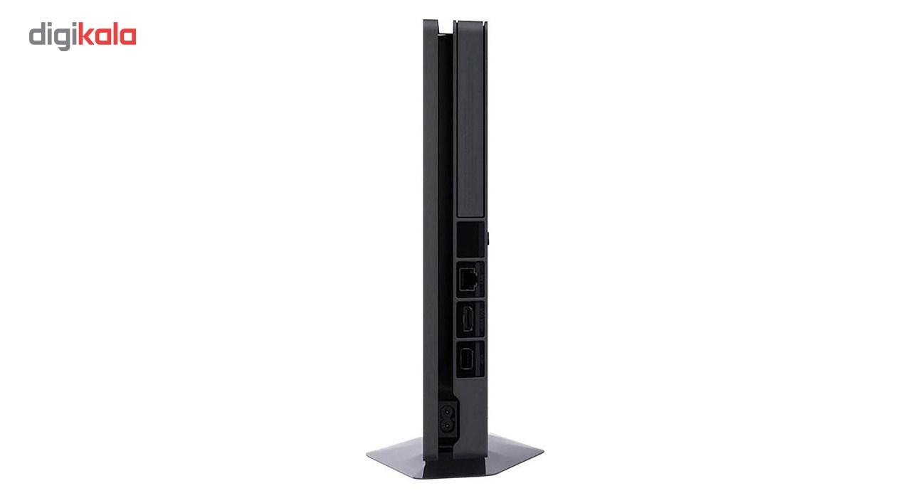 مجموعه کنسول بازی سونی مدل Playstation 4 Slim کد CUH-2016A ریجن 2 - ظرفیت 500 گیگابایت