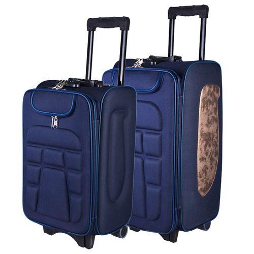 چمدان ولکان مدل A2 مجموعه دو عددی
