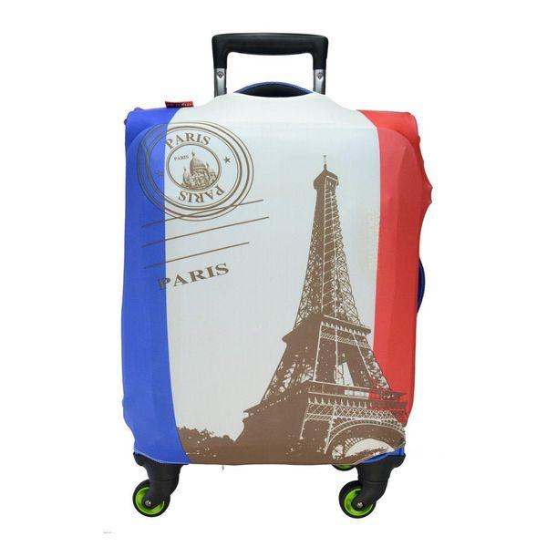 کاور چمدان مدل پاریس 20 سایز کوچک