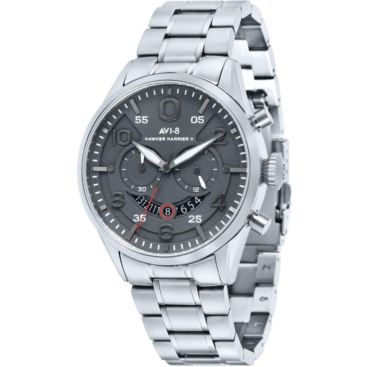 ساعت مچی عقربه ای مردانه ای وی-8 مدل AV-4031-11 55