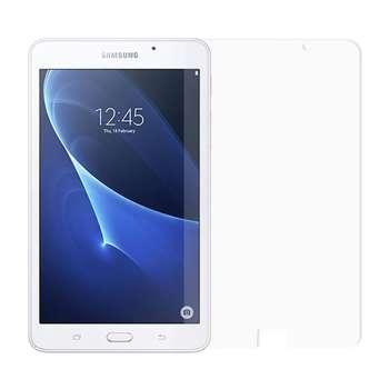 محافظ صفحه نمایش شیشه ای تمپرد مناسب برای تبلت سامسونگ Galaxy Tab A 7.0 2016