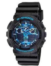 ساعت مچی عقربه ای مردانه کاسیو مدل GA-100CB-1ADR -  - 1