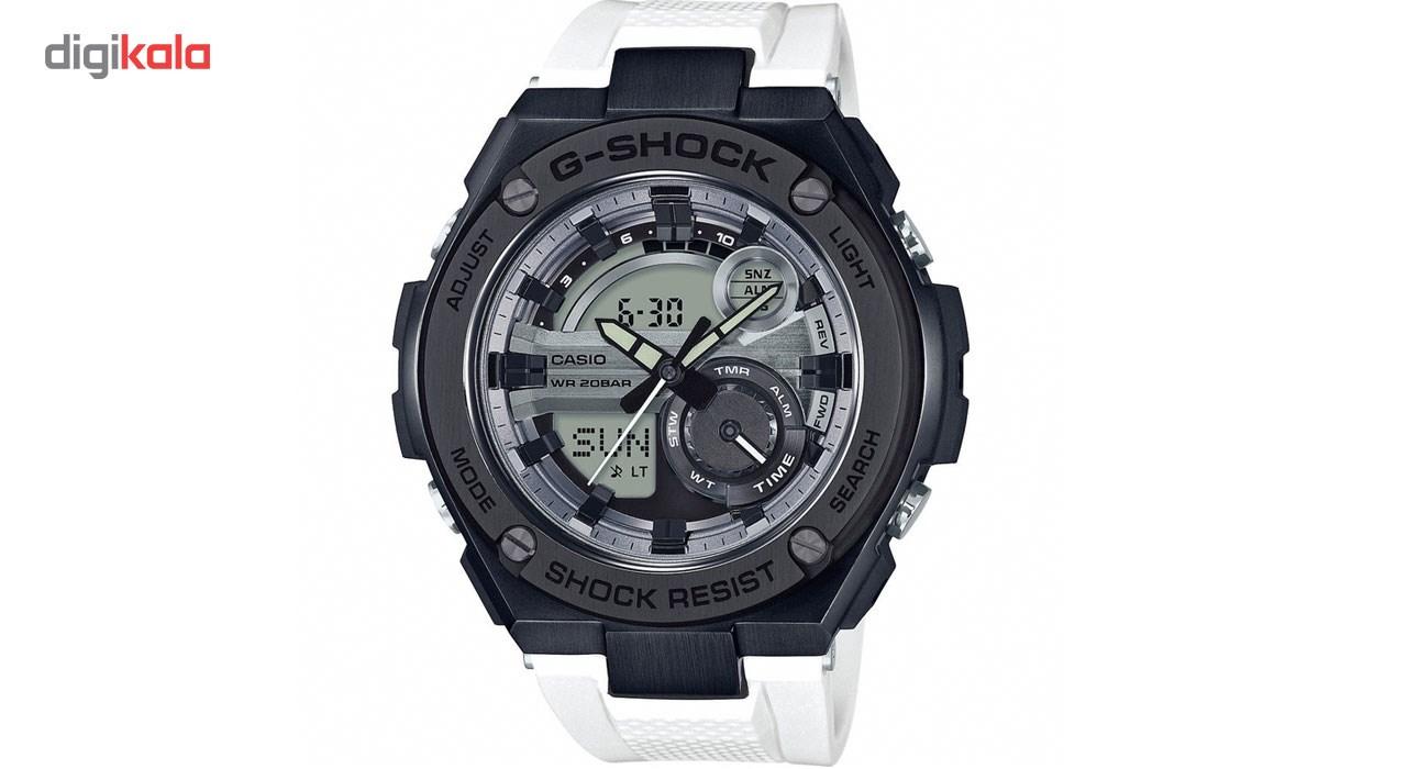 خرید ساعت مچی عقربه ای مردانه کاسیو جی شاک مدل GST-210B-7ADR