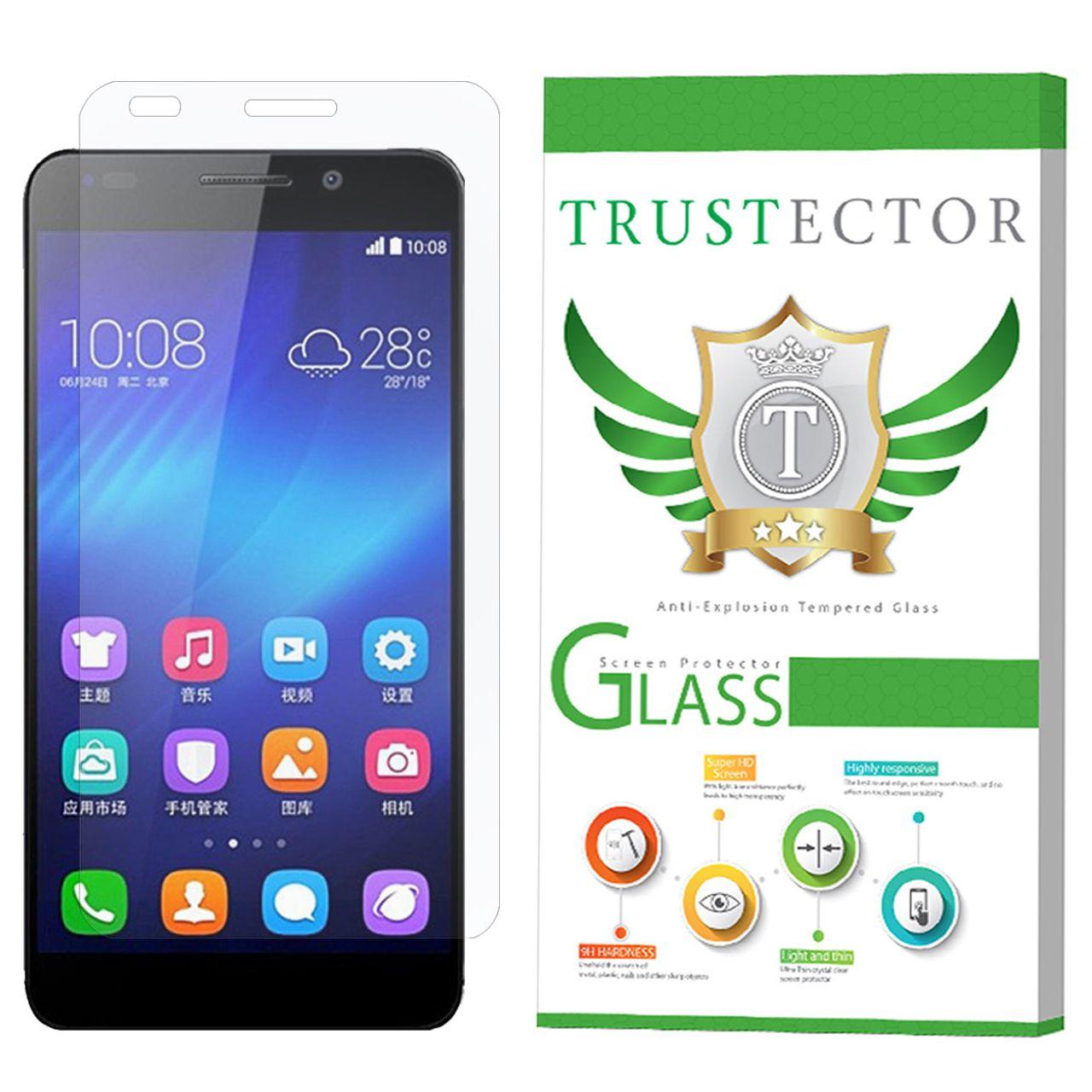 محافظ صفحه نمایش تراستکتور مدل SMP-T مناسب برای گوشی موبایل آنر 6