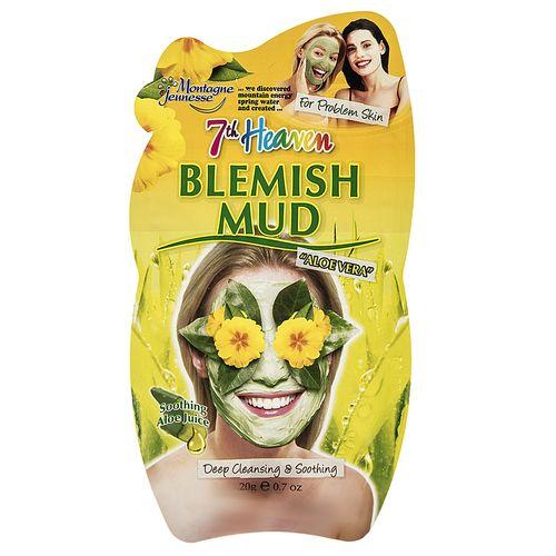 ماسک صورت مونته ژنه سری 7th Heaven مدل Blemish Mud حجم 20 میلی لیتر