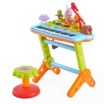 بازی آموزشی هولی تویز مدل پیانو الکترونیکی آموزشی