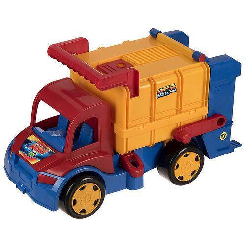ماشین بازی زرین تویز مدل The Trash Truck F3