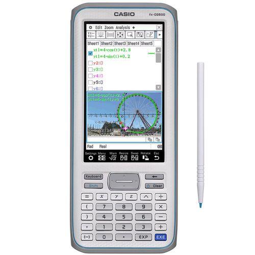 ماشین حساب کاسیو مدل fx-CG500