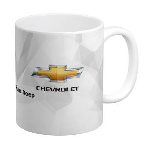 ماگ لومانا مدل Chevrolet  کد  L1177