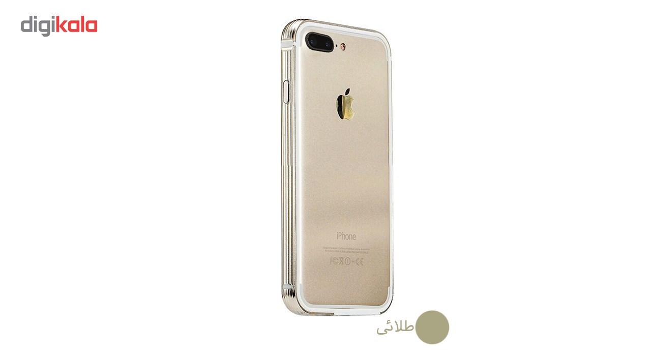 بامپر کوتتچی مدل Wave مناسب برای گوشی موبایل iPhone 7 Plus main 1 3