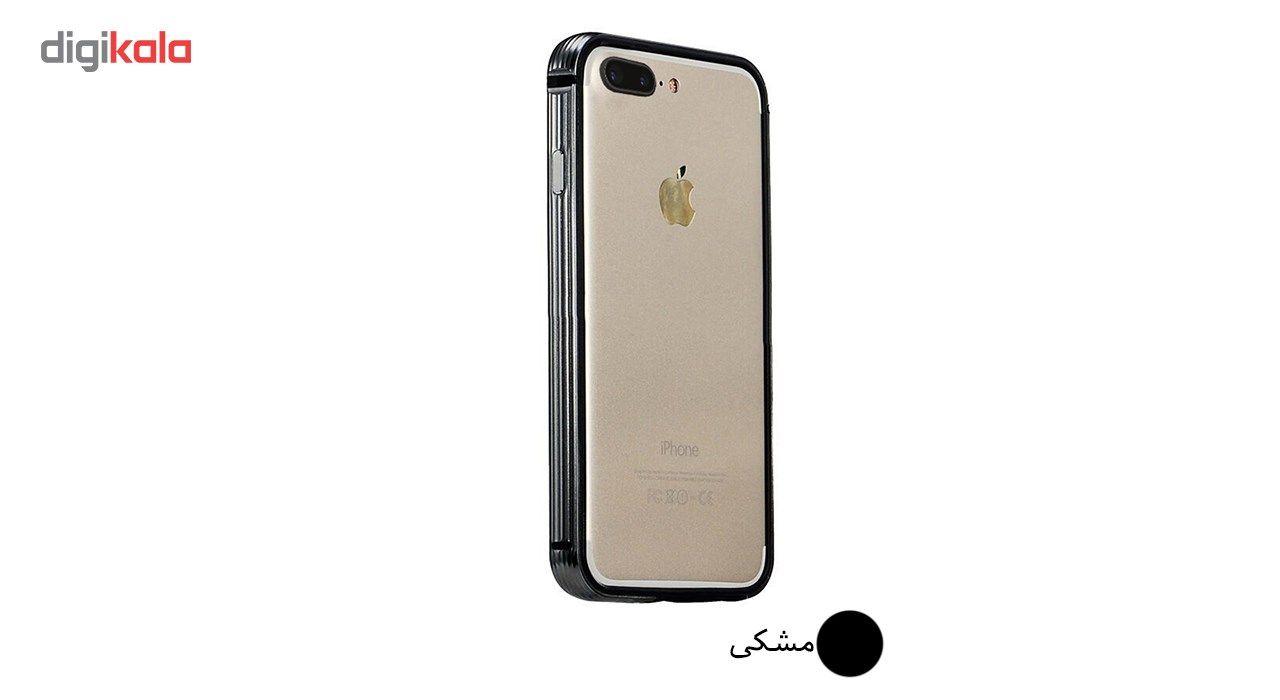 بامپر کوتتچی مدل Wave مناسب برای گوشی موبایل iPhone 7 Plus main 1 4