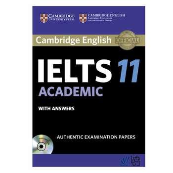 کتاب Cambridge English IELTS 11 Academic اثر جمعی از نویسندگان انتشارات رهنما